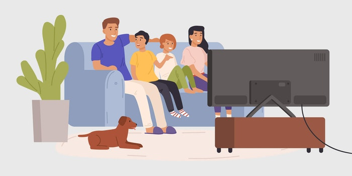 family streaming television
