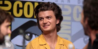 Joe Keery Twitter hacked