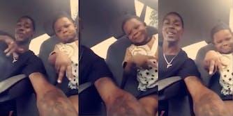 Jordan Allen Jr. fatally shot while making tiktok videos with his dad