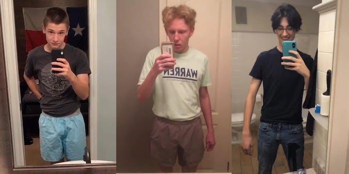 pee your pants challenge