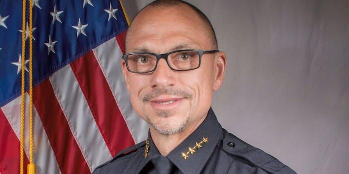 florida davie police chief coronavirus homophobic