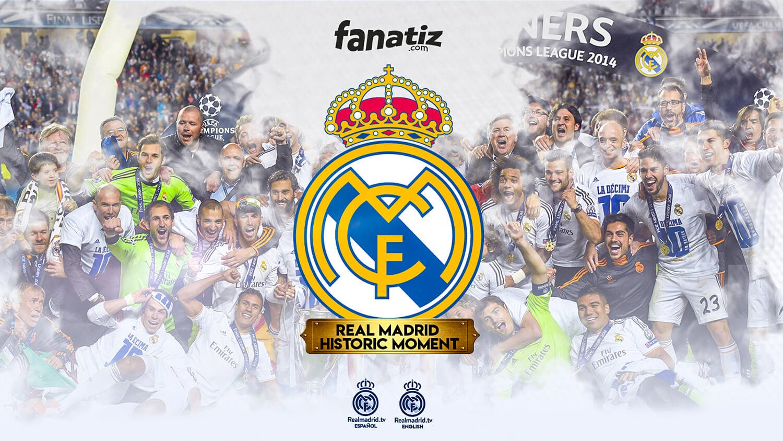 Real Madrid classic matches on Fanatiz