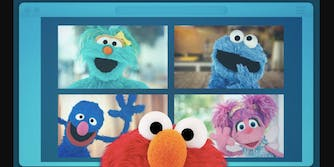 sesame street virtual playdate