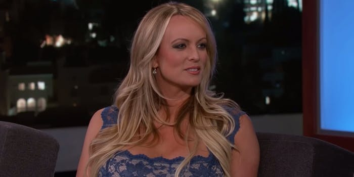 stormy daniels resurfaced article