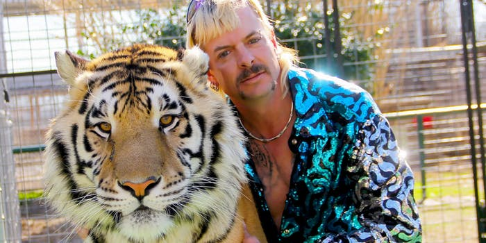 Tiger King Joe Exotic Investigation Discovery series