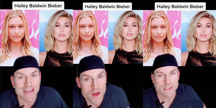 Daniel Barrett hailey bieber plastic surgeon