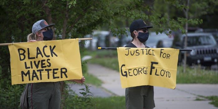 George Floyd Protests Minnesota Freedom Fund