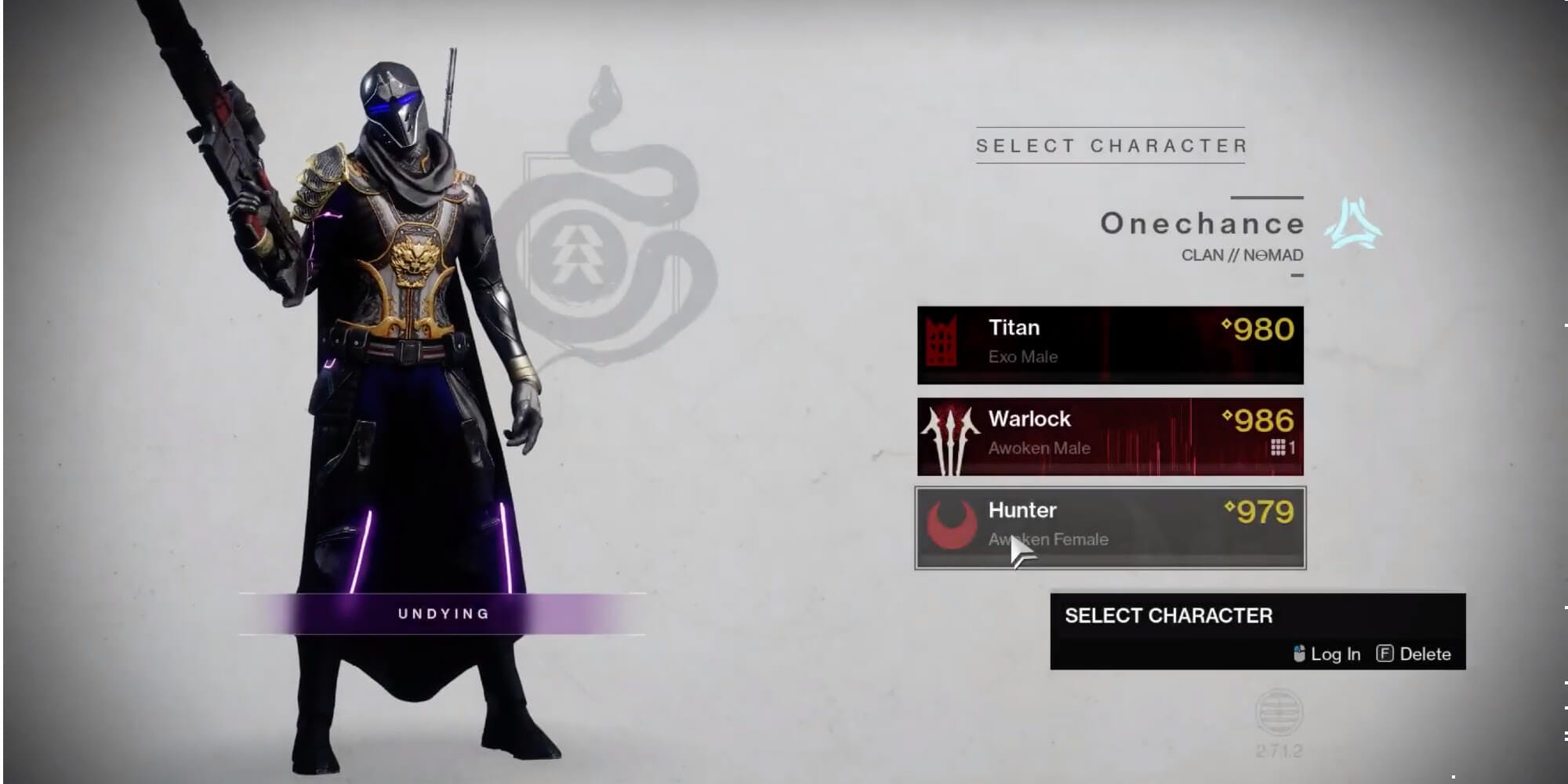 Destiny 2 classes - Hunter