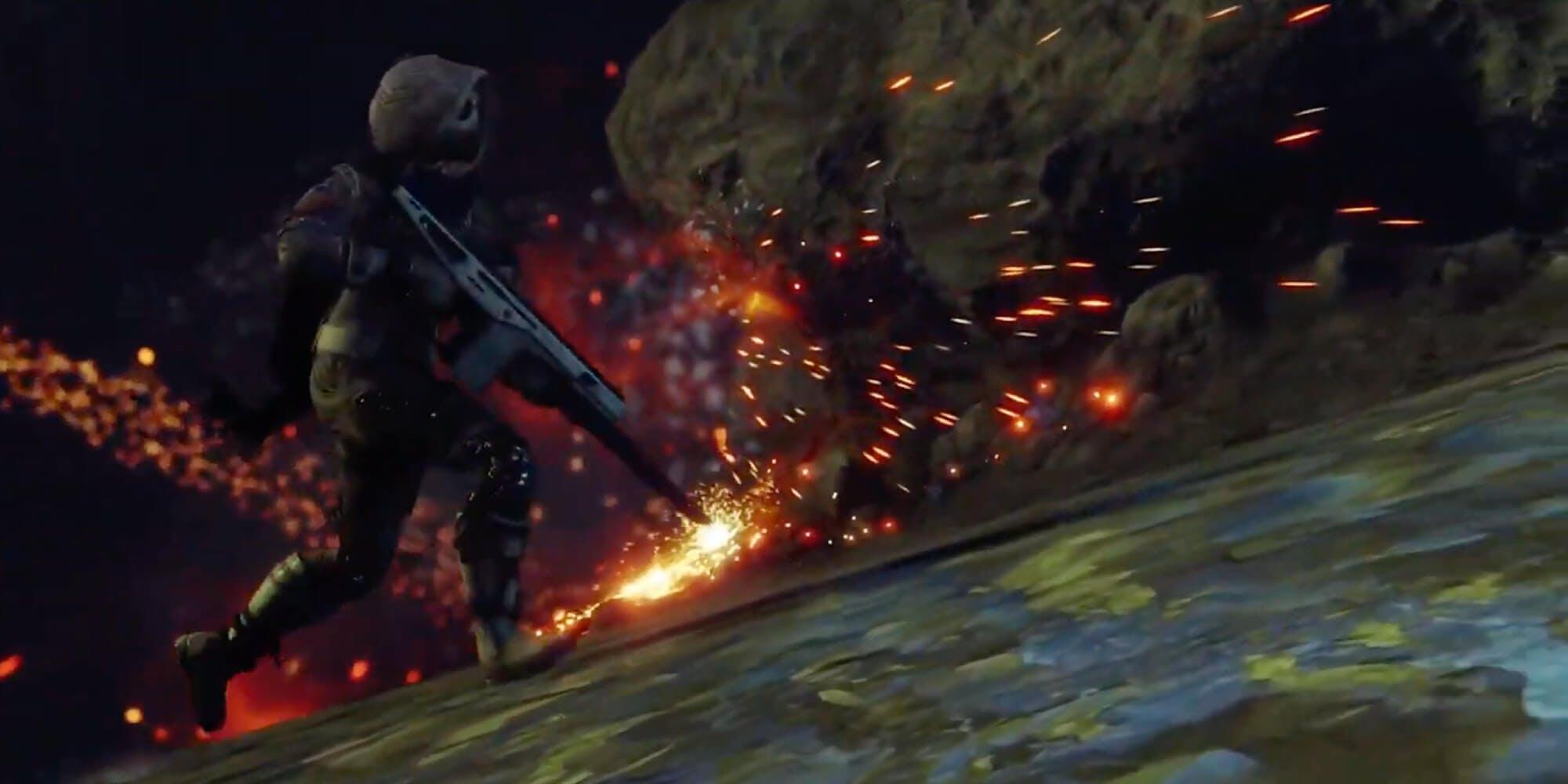 Destiny 2 - Hunter