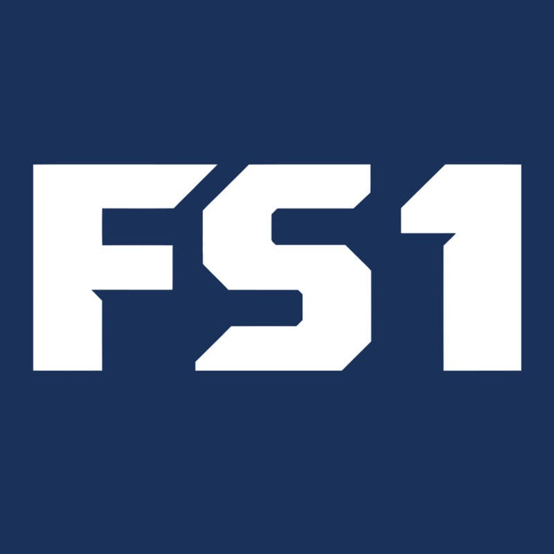 FS1 square logo