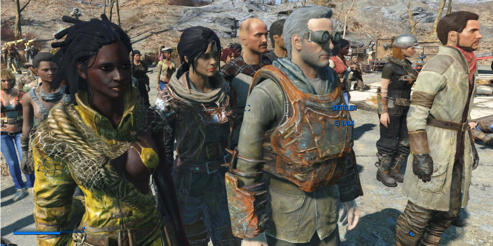 Photo of mod: Fallout 4 mods - Better Settlers