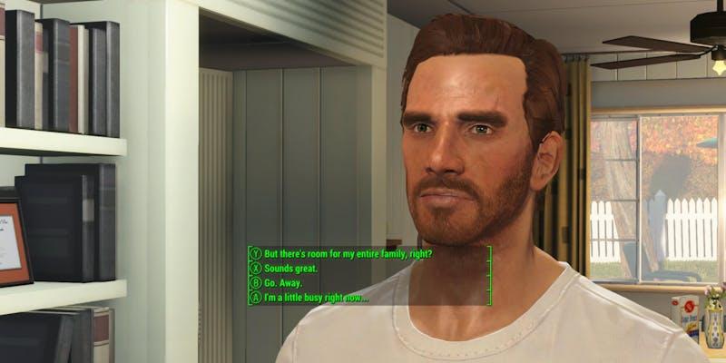 Photo of mod: Fallout 4 - Dialogue
