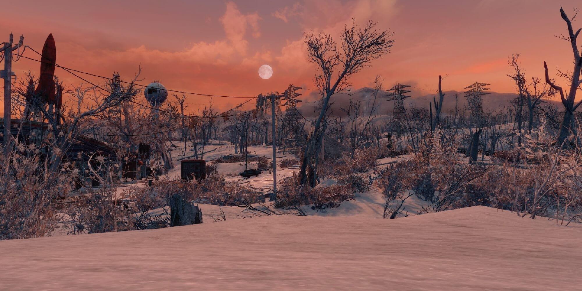 Photo of mod: Fallout 4 - Seasons