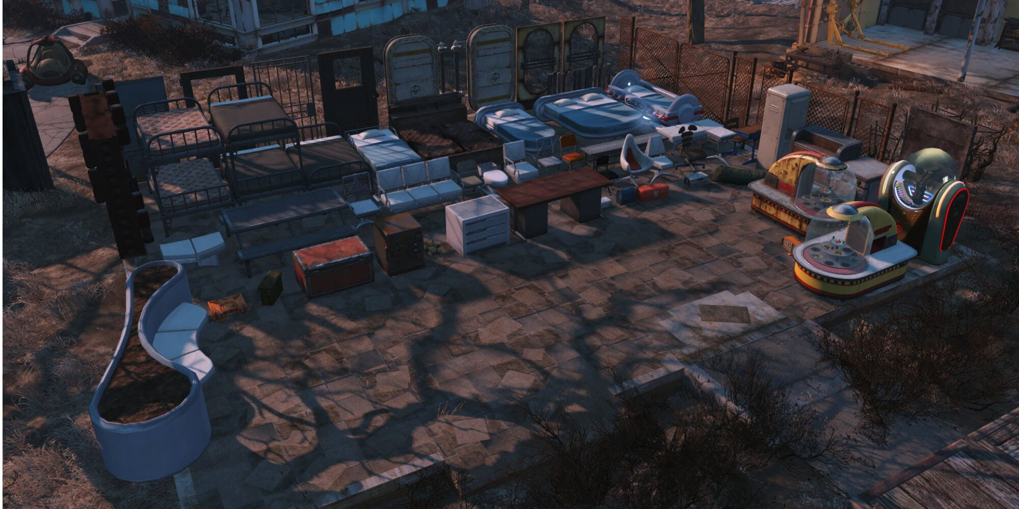 Photo of mod: Fallout 4 mods - Settlement Supplies Expanded
