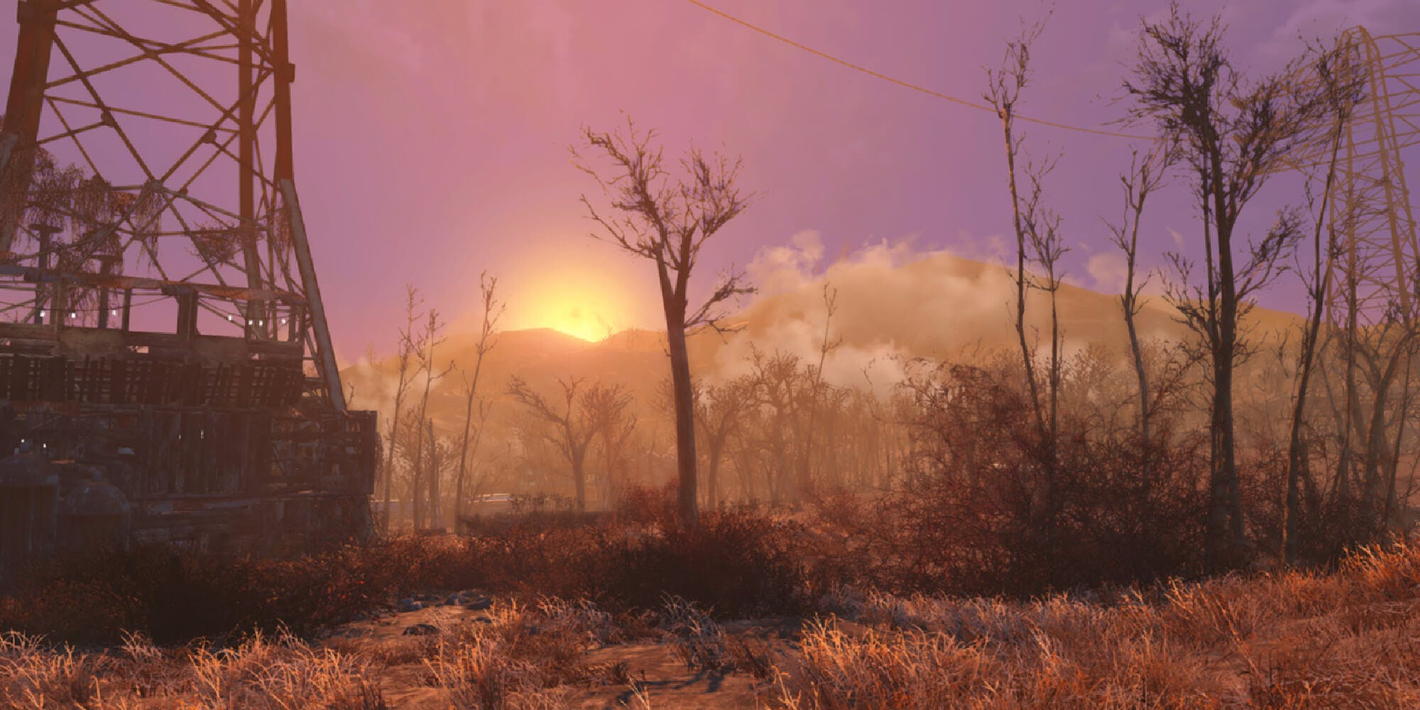 Photo of mod: Fallout 4 - Better Graphics and Weather