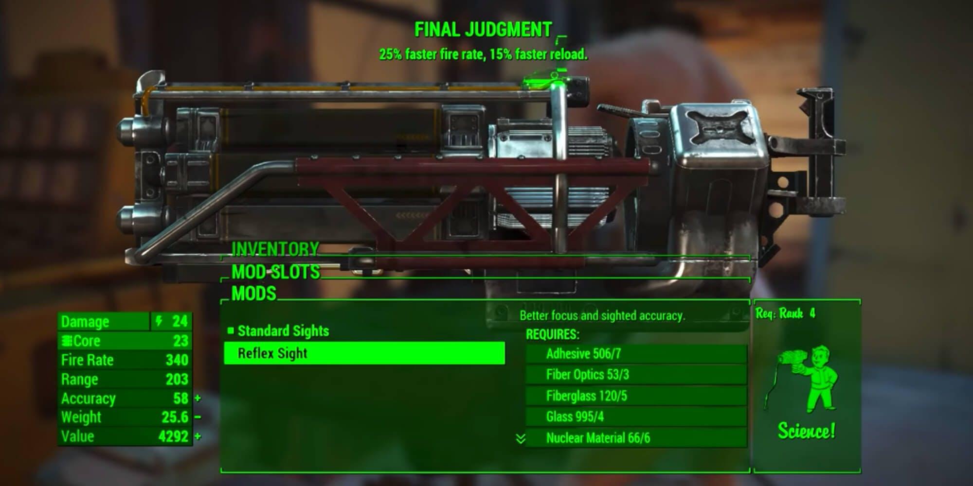 Fallout 4 - Final Judgement