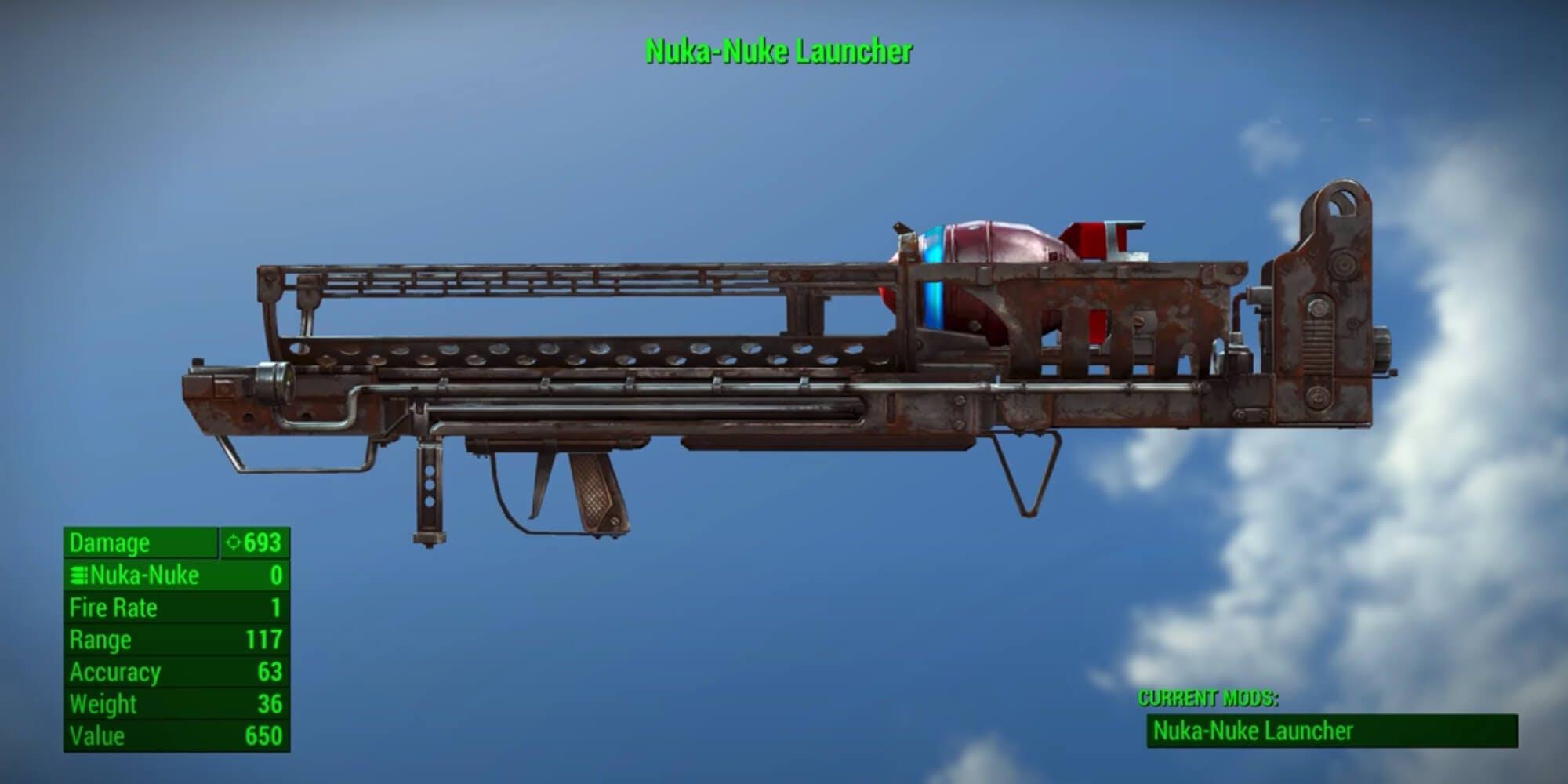 Fallout 4 - Nuka-Nuke