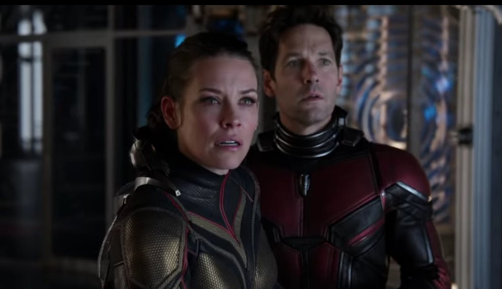 Feel Good Movies Ant Man and the Wasp