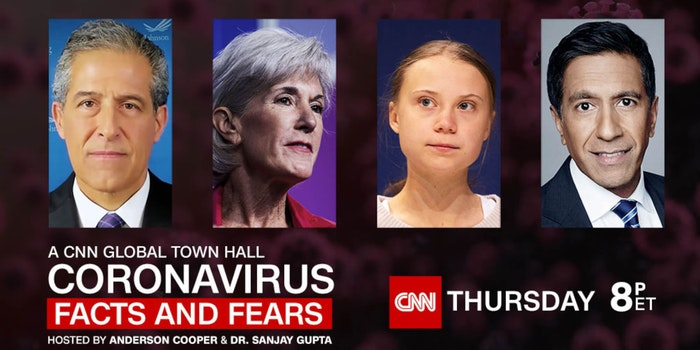Greta Thunberg CNN town hall