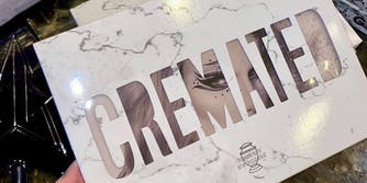 Jeffree Star's Cremated palette