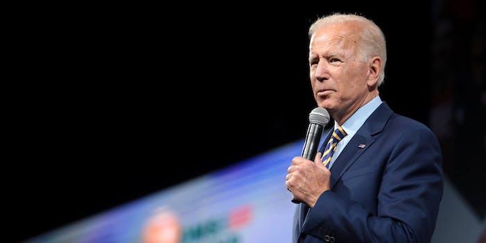 Joe Biden Denies Sexual Assault Allegations