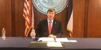 Mississippi Governor Tate Reeves Harry Azcrac