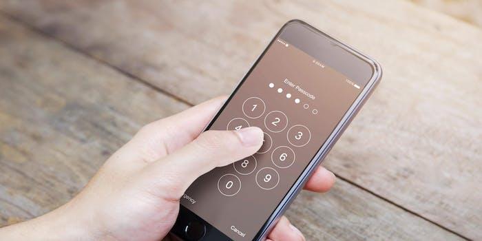 Phone Lock Screen FBI Fourth Amendment Court Ruling