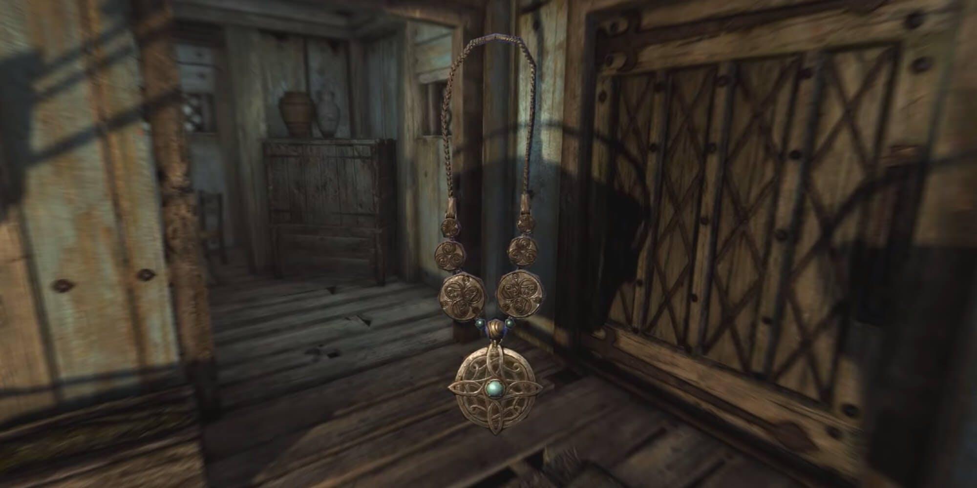 Skyrim - Amulet of Mara
