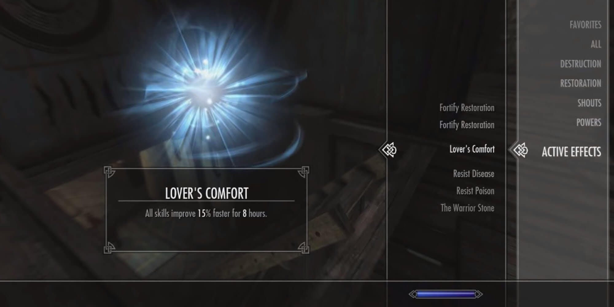 Skyrim - Lover's Comfort