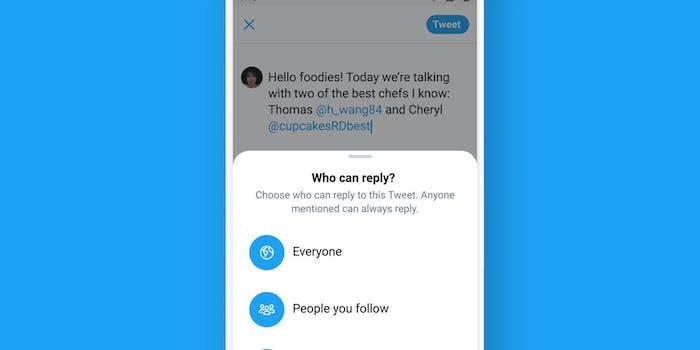 Twitter No Reply ACLU Politicians First Amendment