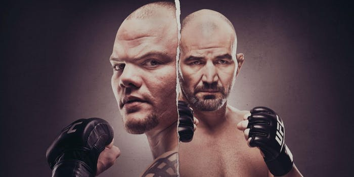 Anthony Smith vs Glover Teixeira live stream UFC