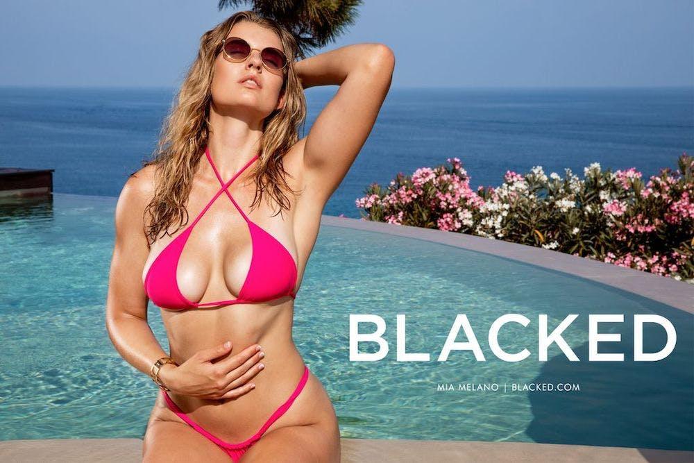 best blonde porn - blacked
