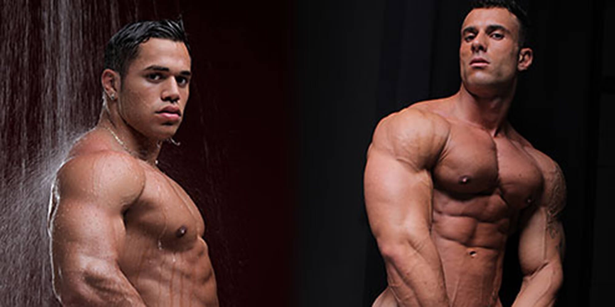 best gay cam sites - live muscle show