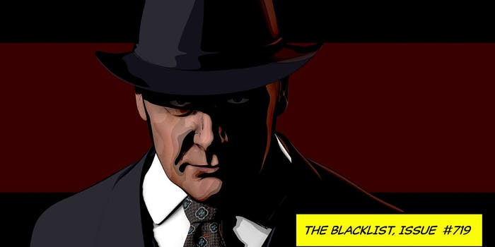 picture from NBC's the blacklist finale animation