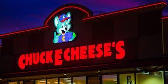 chuck e cheese pasquallys