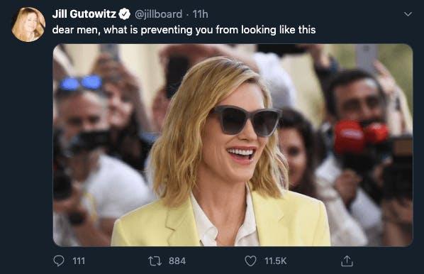 dear men meme jillboard