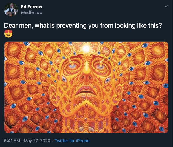 dear men meme tool