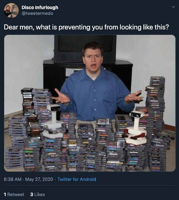 dear men nerdy