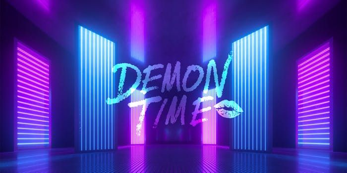 demon time only fans virtual night club