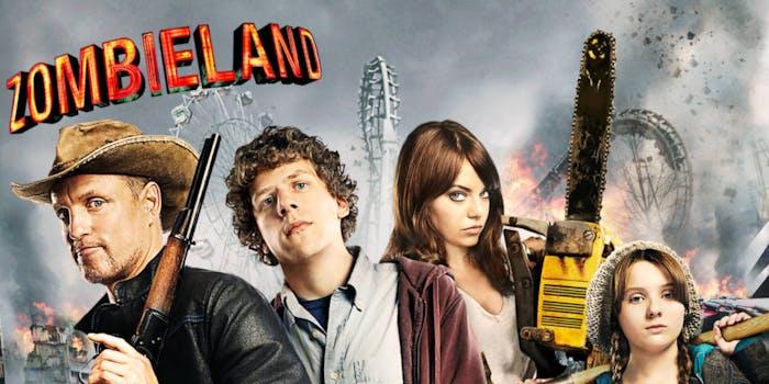 free movies on amazon prime zombieland