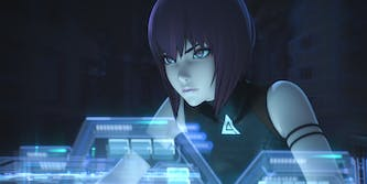 ghost in the shell 2045