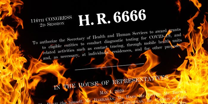 House Resolution #6666 TRACE ACT