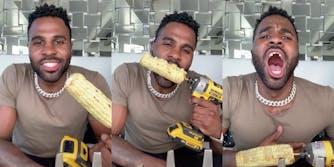 jason derulo corn tiktok