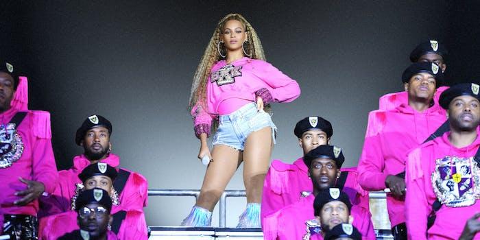 musical movies on Netflix - Homecoming Beyonce