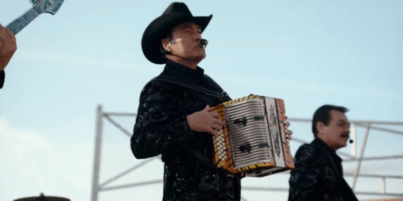 Musical movies on Netflix - Los Tigres del Norte at Folsom Prison
