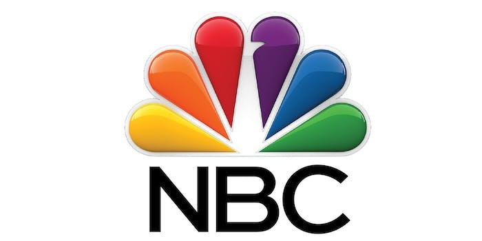 NBC logo - how to stream nbc