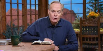 Christian preacher Andrew Wommack