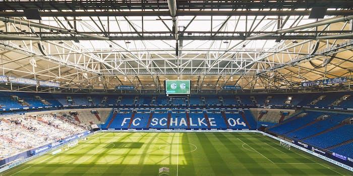FC Schalke Vertins Stadium