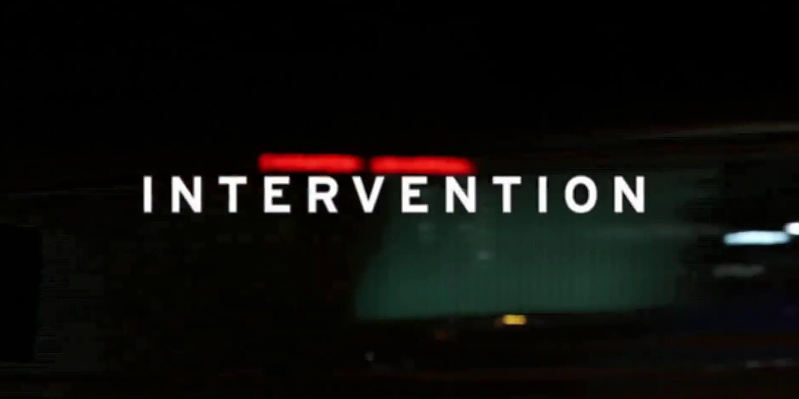 stream intervention