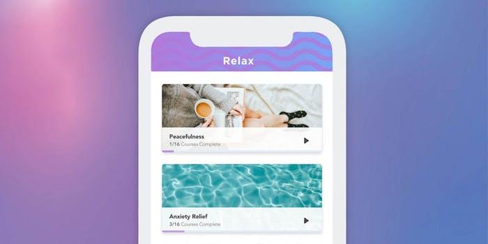 streaming music app